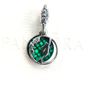 Pandora Disney's Ariel, Multi CZ, Charm #798231CZ